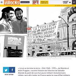 L'élection de Salvador Allende au Chili racontée dans un beau roman graphique