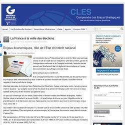 La France à la veille des élections – CLES : Notes d'Analyse Géopolitique