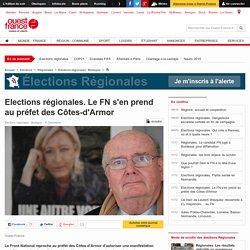 A la veile du second tour des régionales, le préfet Côtes-d'Armor organise une manifestation anti-FN