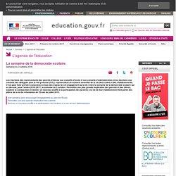 7 et 8 octobre, élections des représentants des parents d'élèves