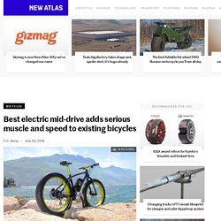 Best electric mid-drive adds serious muscle and speed to existing bicycles