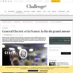 Le PDG de General Electric, John Flannery et la France: la fin du grand amour - Challenges.fr