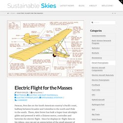 Electric Flight for the Masses - Sustainable Skies