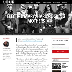 Electric Mary: Hard Rocking Mothers