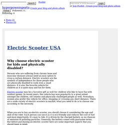 Electric Scooter USA