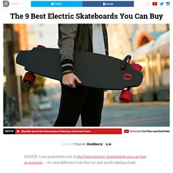 The 9 Best Electric Skateboards You Can Buy – DailyTekk