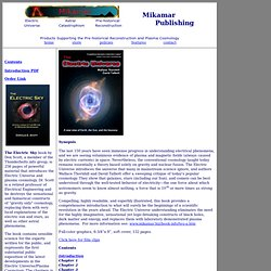 The Electric Universe (Book)