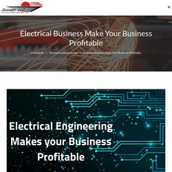 Electrical Business Make Your Business Profitable