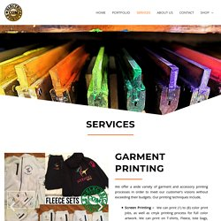 T Shirt And Screen Printing in New Jersey