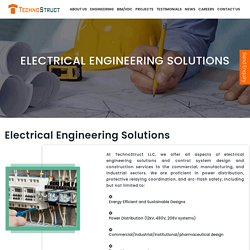Electrical Engineers California, Services