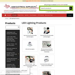 Buy LED Lights Online in Australia