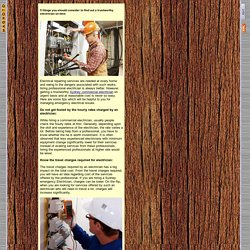 Magnoto - electricalguide - Homepage