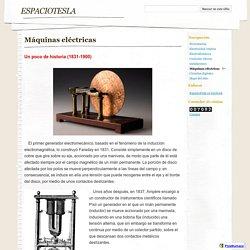 Máquinas eléctricas - espaciotesla