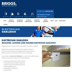 Electrician Oakleigh