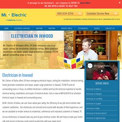 Most Trusted Electricians in Inwood