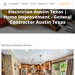 Home Improvement - General Contractor Austin Texas