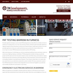 Electricians Barrow in Furness