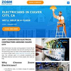 Emergency Electrician in Culver City