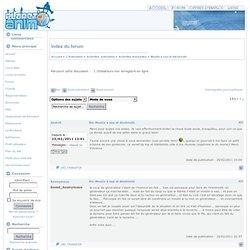 Moulin à eau et électricité [Forum - Activités manuelles