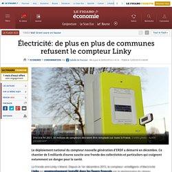 Électricité: de plus en plus de communes refusent le compteur Linky