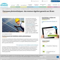 Produire et vendre son électricité photovoltaïque - ENGIE