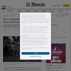 Des «coupures très courtes» d'électricité pourraient avoir lieu cet hiver en France