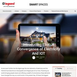 Electricity Convergence with Smart Electrical Switches and Sockets