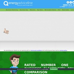 Business Electricity Price Comparison, Comparing Energy Prices With Energyadviceline.org.uk