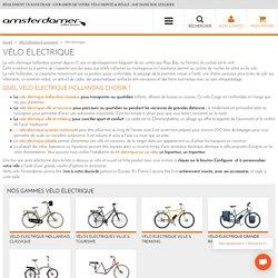 Vélo électrique et à assistance électrique - Amsterdamer