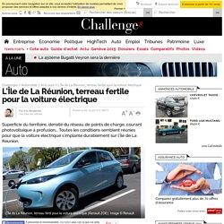 L'Île de La Réunion, terreau fertile pour la voiture électrique - 2 décembre 2013