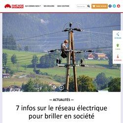 7 infos sur le réseau électrique pour briller en société
