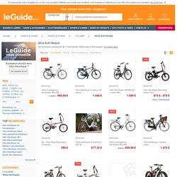 Vélo électrique comparer les prix avec LeGuide.com