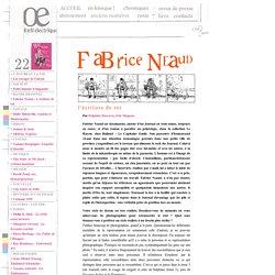 Bande dessinée / Fabrice Neaud : L'écriture de soi