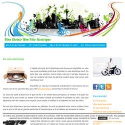 Kit vélo électrique — Vélos Electriques Conseils et Info