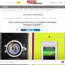 Faut-il avoir peur de Linky, le compteur électrique intelligent d'ERDF?