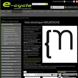 Vélo électrique Moustache Bikes chez Ecycle