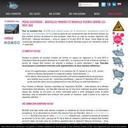 Pêche électrique: nouvelles fraudes et nouvelle plainte contre les Pays-Bas