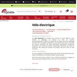 Vélo électrique : un réseau de 16 magasins spécialisés en France