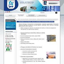 Fabricant bancs de test : Geral - Tableaux et armoires électriques industrielles