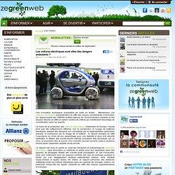 Les voitures électriques sont elles des dangers ambulants ?