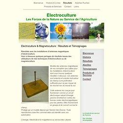 Electroculture Les Forces de la Nature au Service de l'Agriculture