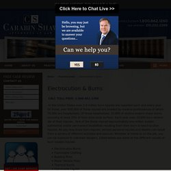 San Antonio Burn Accident Attorney Carabin & Shaw