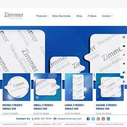Electrodes - Zimmer Z Trodes - Single Use Zimmertrodes