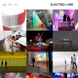 Electroland - Cameron McNall and Damon Seeley