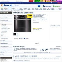ELECTROLUX EOC45050MR - Achat / Vente FOUR ELECTROLUX EOC45050MR