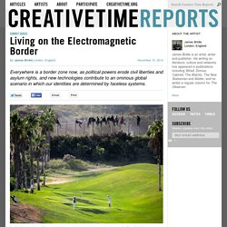 Living on the Electromagnetic Border