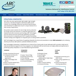 Electromagnetic Interference (EMI) Shielding