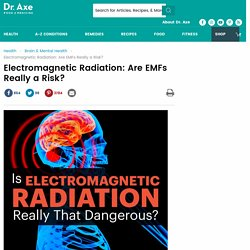 Electromagnetic Radiation: 5 Ways to Protect Yourself