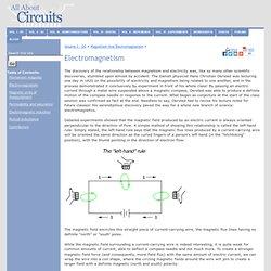 Electromagnetism : Magnetism And Electromagnetism