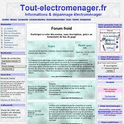 Forum-Tout-electromenager.fr- PANNE-SUR-PARTIE-CONGEL-FRIGO-AMERICAIN-SAMSUNG-SR2029